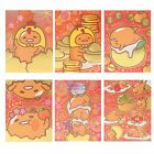 2017 SANRIO GUDETAMA BRONZING NEW YEAR LUCKY RED POCKET ENVELOPE (6842)