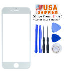 """Replacement Front Outer Touch Screen Glass Lens Cover for iPhone 6 4.7""""-US"""
