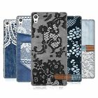 HEAD CASE DESIGNS JEANS AND LACES SOFT GEL CASE FOR SONY XPERIA XA ULTRA