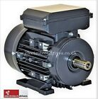 Single Phase, 240V Electric Motor, foot flange and face options.1400rpm 2800rpm <br/> Free Shipping to UK &amp; Ireland Brand New Full Warranty