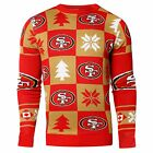 Forever Collectibles NFL Men's San Francisco 49ers 2016 Patches Ugly Sweater
