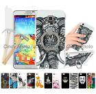 For Samsung Galaxy S5 Active G870 Glass Film Hard Ring Kickstand Case Cover Star