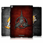 OFFICIAL STAR TREK KLINGON BADGES HARD BACK CASE FOR APPLE iPAD