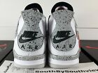 Nike Air Jordan 4 White Cement 2016 With Receipt IV OG Retro Nike Air 840606-192