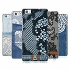 HEAD CASE DESIGNS JEANS AND LACES HARD BACK CASE FOR HUAWEI P8LITE