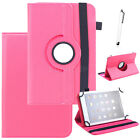 For Polaroid PMID1000 Android 7.0 10.1-inch Universal Leather Stand Case Cover