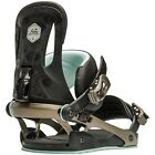 ROME SDS STRUT BLACK WOMENS SNOWBOARD BINDINGS SNOW 2017 FREE POST AUSTRALIA