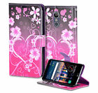 For LG Stylo 3 / 3 Plus Premium Leather Wallet Case Pouch Flip Phone Cover