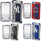 For Apple iPhone 7 Plus Case Official MLB Impact Dual Shockproof Armor Fan Cover