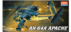 Academy Helicopter Hobby Decal 1 72 Scale Plastic Model Kit AH-64A Apache #12488