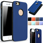 For iPhone 5s SE 6 6s 7 Plus Camera Fall Protective Shockproof Hard Case Cover