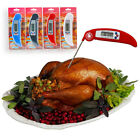Meat Baking Food Temperature Digital Thermometer Kitchen Gauge LCD Screen Exact