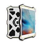 LOVE MEI MK2 Heavy Leather Shockproof Metal Case Cover For Apple iPad Mini 4