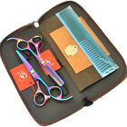 5.5inch Hair Cutting Scissors Thinning Shears Salon Tools Barber Hairdressing