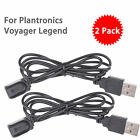 2 PCS USB Charging Cable Cord Charger For Plantronics Voyager Legend BT