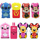 3D Cartoon Super Hero Soft Silicone Back Case Cover For Samsung Galaxy J510 J710