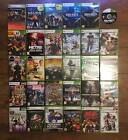 X BOX 360 GAMES! CHOOSE ONE GAME FROM THE LISTING! COMBINED POST/ CHEAP CHEAP