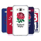 OFFICIAL ENGLAND RUGBY UNION 2016/17 THE ROSE SOFT GEL CASE FOR SAMSUNG...