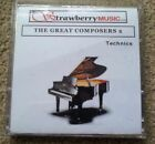 THE GREAT COMPOSERS 1: floppy disk Technics GA1 GA3 EA5 F100 G100 FA1+