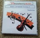 EASY LISTENING VOL.1: floppy disk Technics GA1 GA3 EA5 F100 G100 FA1+