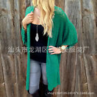 2017 New Fashion Women Casual Knitted Bawting Sleeve Coat Outwear Tops Cardigan