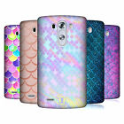 HEAD CASE DESIGNS MERMAID SCALES HARD BACK CASE FOR LG PHONES 1