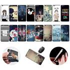 For OPPO F1S A59 A59M 3D Emboss Soft Gel Black Case Cover Angel Rose Minion Flag