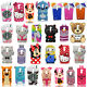 3D Cartoon Lovely Soft Silicone Back Case Cover For LG Leon 4G LTE H340N C50 C40