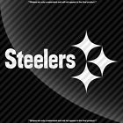 Pittsburgh Steelers Single Color Decal Sticker