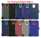 Внешний вид - Case Defender Protector Cover For Samsung Galaxy Note 3 [Clip Fits Otterbox]