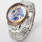 Men's Watch IK Colouring 98226G Hollow Perspective Automatic Mechanical