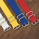 HEAVY NATO 3 Ring, 5 Ring XL, or 2 Piece replacement watch strap bands