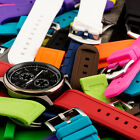 Set of Divers Silicone Traditional Replacement Watch Bands