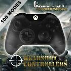 Xbox One/S Clear Black With White LED Rapid Fire Paddle Controller BF1-IW-GOW4