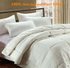 Luxury Machine Washable Wool Duvet / Comforter