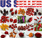 15+ WORLD HOTTEST Pepper MIX Seeds 26 Varieties ORGANICALLY GROWN SUPER HOT USA