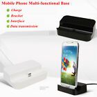 Universal Portable Micro USB Charging Syncing Docking Stat Dock For Cell Phone
