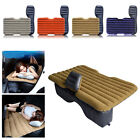 Car Mattress Airbed Inflatable Outdoor Flocking Seat Camping Boat Pump  Camping