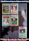 ☆ Topps 1976 Football Blue/Grey Cards 109 to 162 (F) *Please Select Cards*