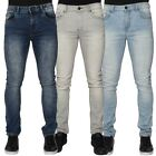Mens Skinny Fit Jeans Denim Pants with Pockets by Loyalty & Faith Sizes S–XL