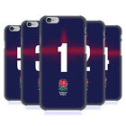 OFFICIAL ENGLAND RUGBY UNION 2016/17 ALTERNATE KIT CASE FOR APPLE iPHONE PHONES