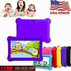 Kids Girls Tablet 7 Android4.4 Case Bundle Dual Camera 1.2Ghz Wi-Fi Bonus Items