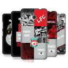 CUSTOM CUSTOMISED PERSONALISED LIVERPOOL FC HARD CASE FOR MICROSOFT PHONES