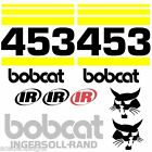 Bobcat 453 DECALS Stickers Skid Steer loader New Repro decal Kit