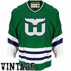CCM Hartford Whalers Team Classic Premier Hockey Jersey Green