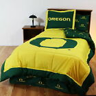 Oregon Ducks Bed in a Bag Twin Full Queen King Size Comforter Set CC