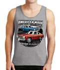 Dodge Dart Mens Tank Top Chrysler American Made Car Tanks for Men - 1542C $20.19 USD on eBay