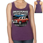 Dodge Dart Racerback Chrysler American Made Car Women's Tank Top - 1542C $20.43 USD on eBay