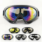 Motorcycle Goggles Flying Scooter Motorbike Anti fog Dust Wind UV Helmet Glasses