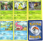 LOT OF 5  POKEMON  CARS  (122 SERIES) 2016